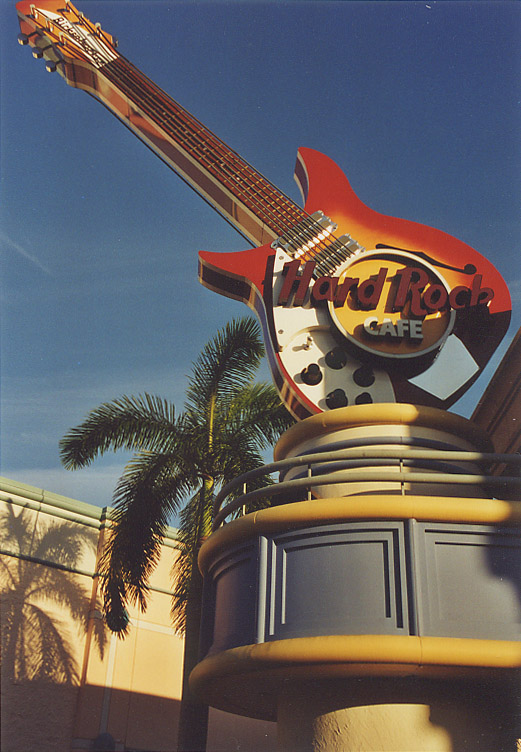 Hard Rock Café Ft.Lauderdale